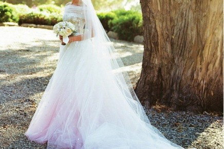 5 of the most luxurious wedding dresses in the world