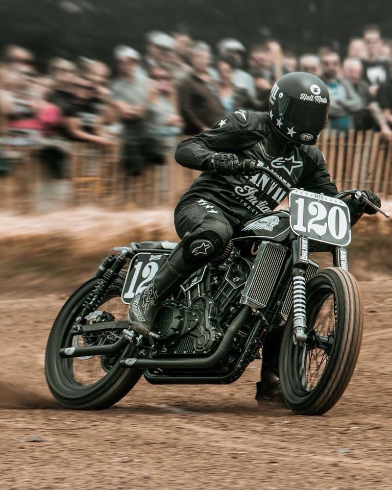 Anvil Motociclette Schrimp