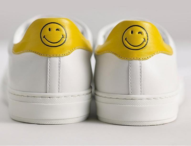 Anya Hindmarch bespoke sneakers