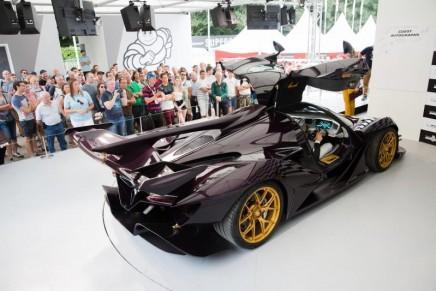 Apollo, Aston Martin, Porsche, Prato and De Tomaso to grace the 2019 Michelin Supercar Paddock