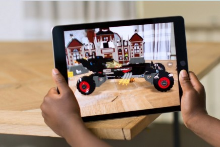 Augmented reality: Apple and Google's next battleground