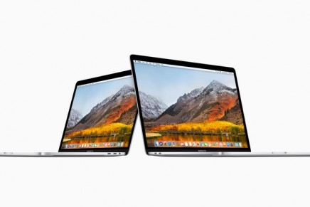 Apple releases new, faster MacBook Pro laptops