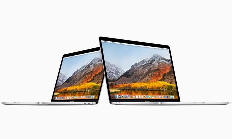 Apple MacBook Pro laptops updated