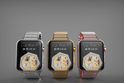 High-end versions of Apple Watch