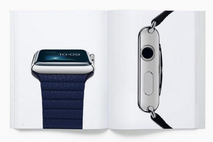Apple has released a $300 book full of pictures of all its great products