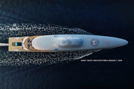 Bill Gates orders £500m hydrogen-powered superyacht