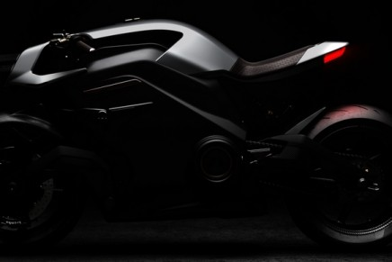 EICMA 2018: Vector is the world's first fully-electric motorcycle with Human Machine Interface – HMI