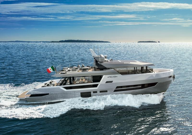 Arcadia Yachts Sherpa XL 2019-