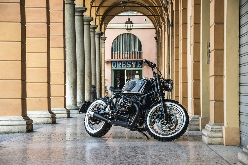 Ares Design for the BMW R nineT motorcycle details -