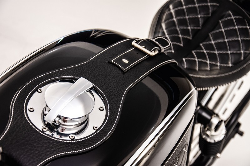 Ares Design for the BMW R nineT motorcycle details