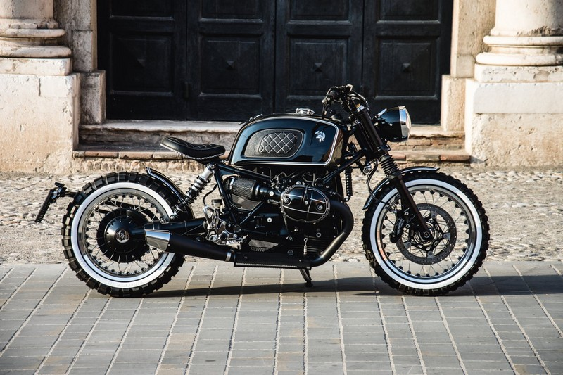 Ares Design for the BMW R nineT motorcycle
