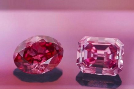 Rio Tinto unveils the Argyle Alpha – the largest Vivid Pink diamond