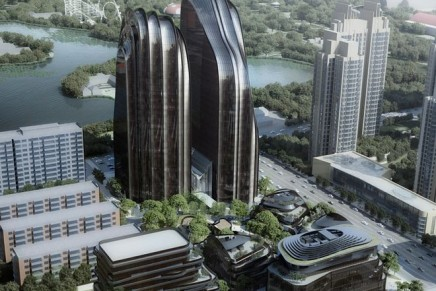 Armani/Casa involved in the leading green building project in Beijing