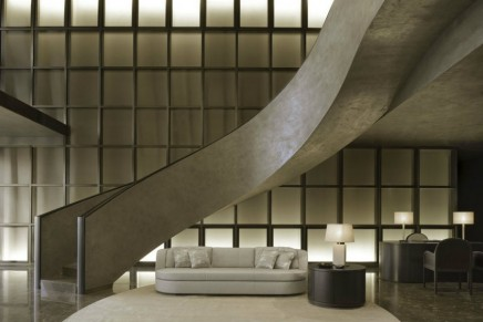 """Time for a new retrospective @ Milan Design Week 2015: """"The dream of living according to Giorgio Armani"""""""