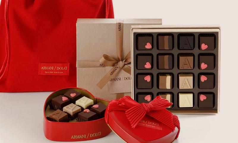 Armani Dolci 2018 treats