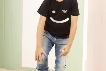 Gucci, Versace, D&G … now top brands target fashion for kids