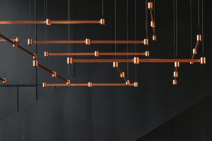 Networked lighting: smart objects attractively setting the scene