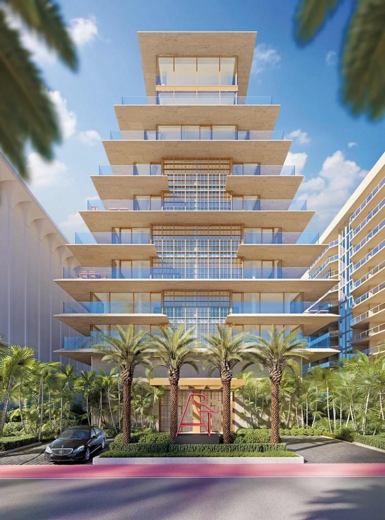 Arte by Antonio Citterio - Miami - Architecture-