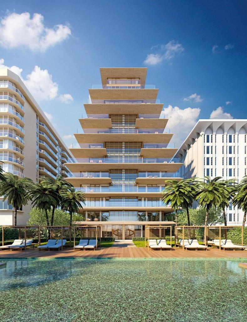 Arte by Antonio Citterio - Miami - Architecture