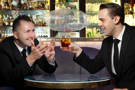 The science of mixing mind-blowing cocktails