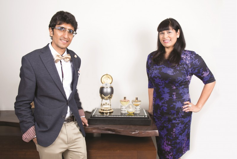 Article - The Ultimate Dinner - Interview with Karan Tilani, World of Diamonds Group