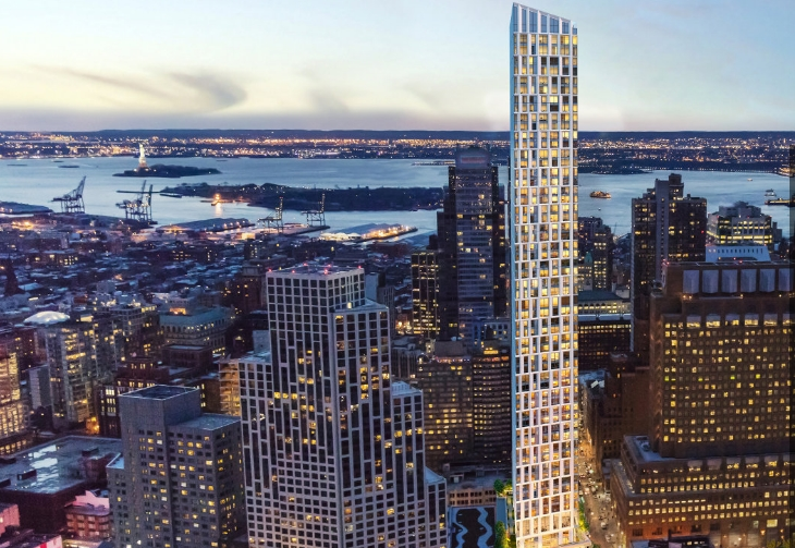As the tallest building in the borough, Brooklyn Point represents a milestone for Brooklyn -01