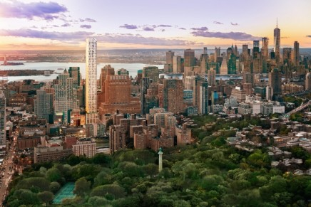 Tallest building in Brooklyn to feature highest residential infinity pool in the Western Hemisphere
