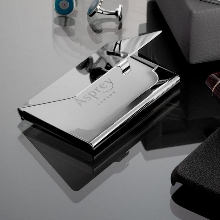 Asprey CLASSIC BUSINESS CARD CASE