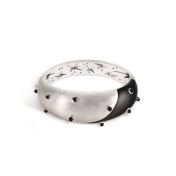 Asprey Cosmic - SPUTNIK ECLIPSE ring