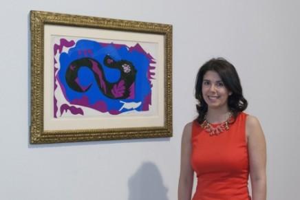 Henri Matisse: The Cut-Outs. Inspiring, uplifting giant of modern art at Tate Modern