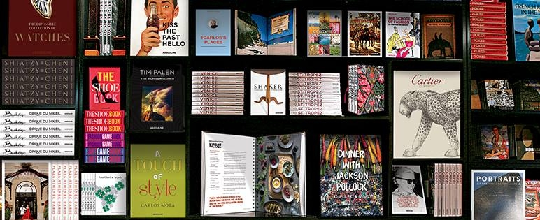 Assouline Coffee Table Books