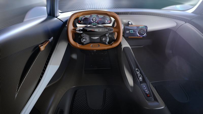 Aston Martin AM-RB 003 will set new standards in the hypercar world thanks to the close involvement of Red Bull Advanced Technologies