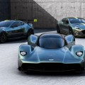 Aston Martin AMR concepts presented at 2017 Geneva Motor Show