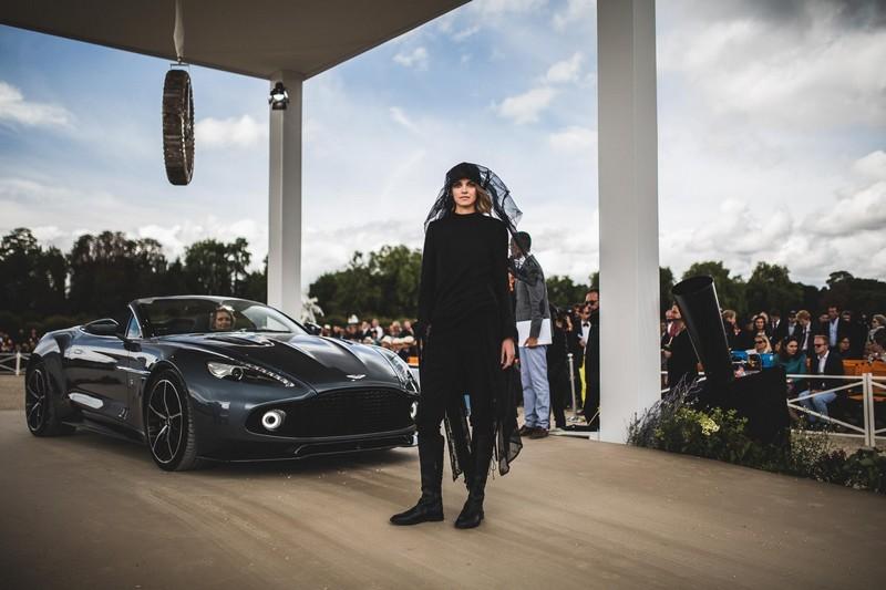 Aston Martin & Ann Demeulemeester