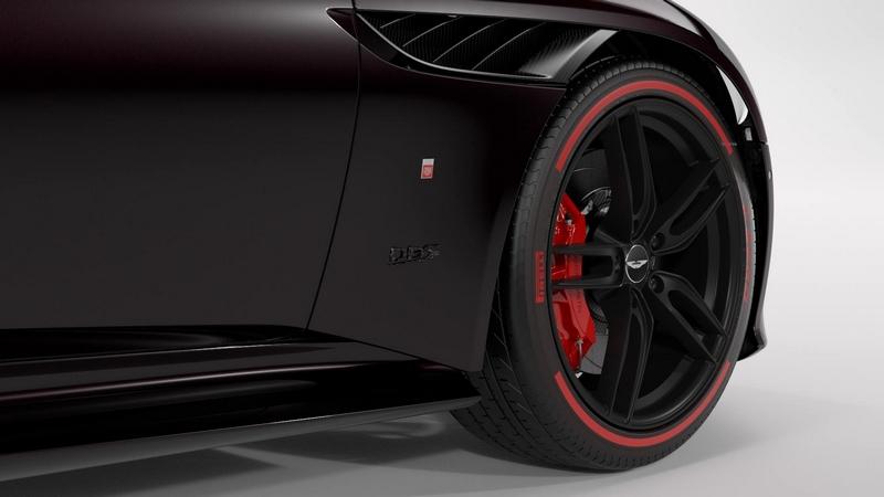 Aston Martin DBS Superleggera TAG Heuer Edition 2019