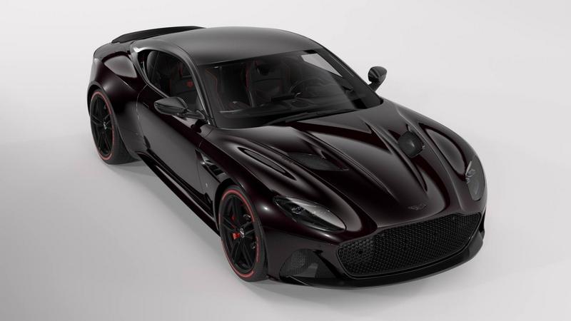 Aston Martin DBS Superleggera TAG Heuer Edition ext