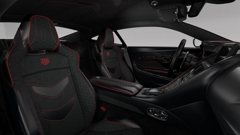 Aston Martin DBS Superleggera TAG Heuer Edition