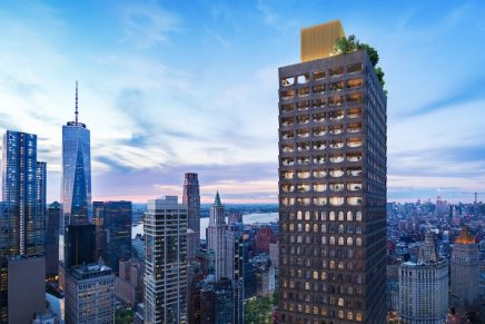 Aston Martin x Sir David Adjaye to design five one-of-a-kind luxury homes in New York City