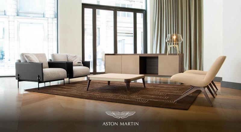 Aston Martin Salone del Mobile 2019-