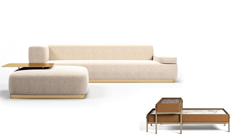 Salone Del Mobile 2019 Furniture That Features Aston Martin Design Language In Our Homes