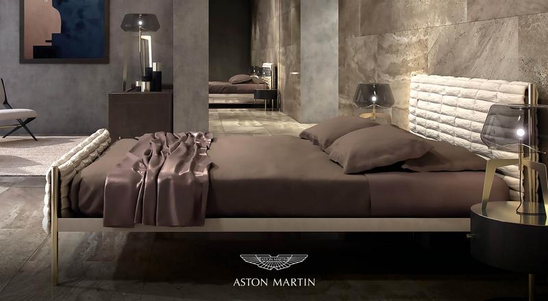 Aston Martin Salone del Mobile 2019