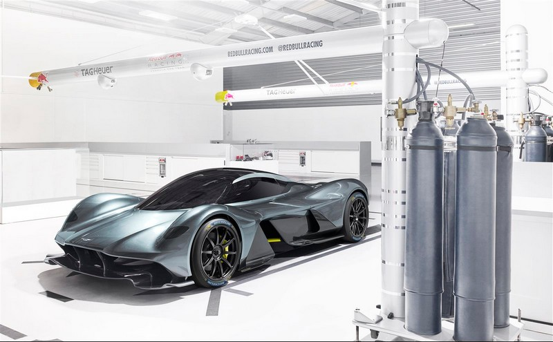 Aston Martin - Valkyrie is not only the ultimate Aston Martin, but the ultimate expression of hypercar design-