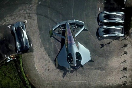Currently in development: Meet the new flock of VTOL's that want to put you in the seat of a flying vehicle