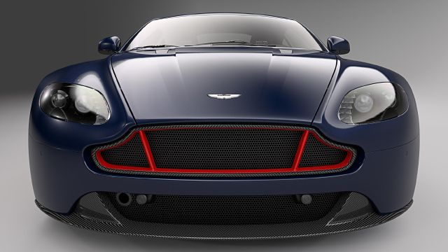 Aston Martin has unveiled its latest additions to the Vantage range-