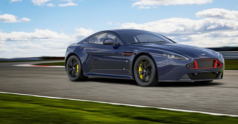 Aston Martin has unveiled its latest additions to the Vantage range-01