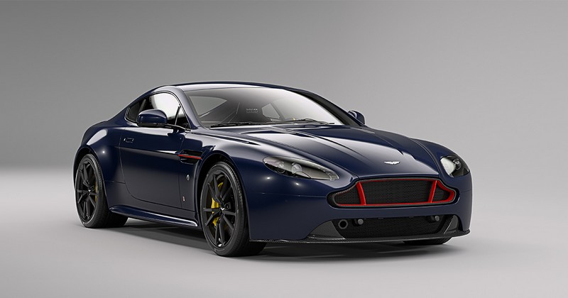 Aston Martin has unveiled its latest additions to the Vantage range