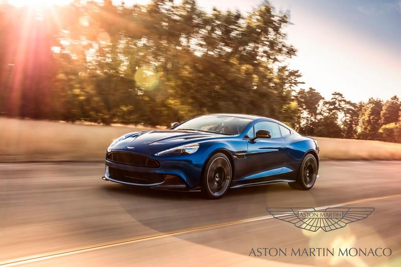 AstonMartin at MYS Car Deck -