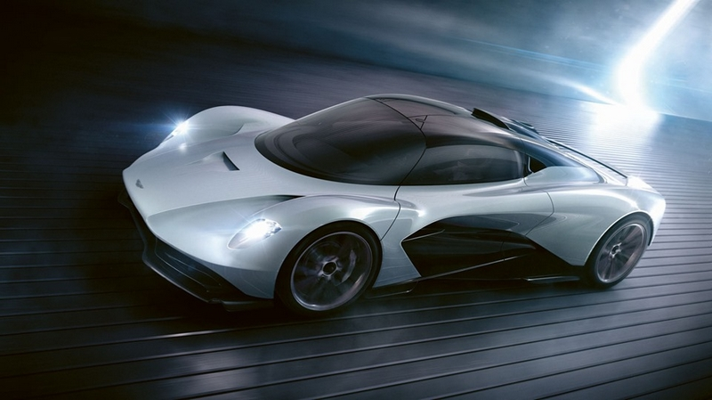 AstonMartin's revolutionary mid-engined sports cars are set to be a real game changer