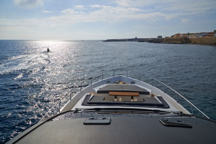 Three new European yachts making their American debut at the world's largest in-water boat show