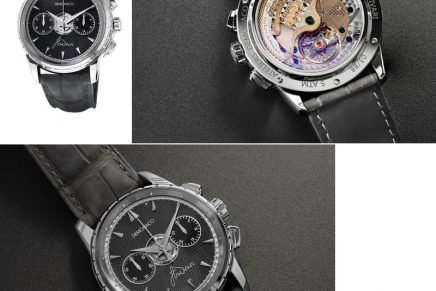 Italian design and fine watchmaking – a natural fit for Admiral Chronographe Flyback Stradivari